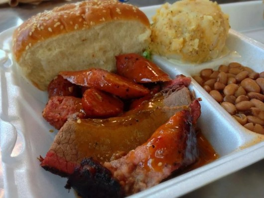 Have a little Texas BBQ at The Salt Lick before you leave AUS