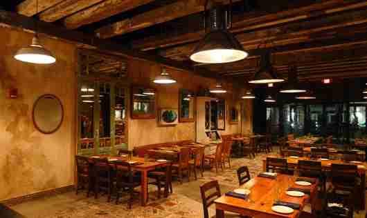 Bocce Bar