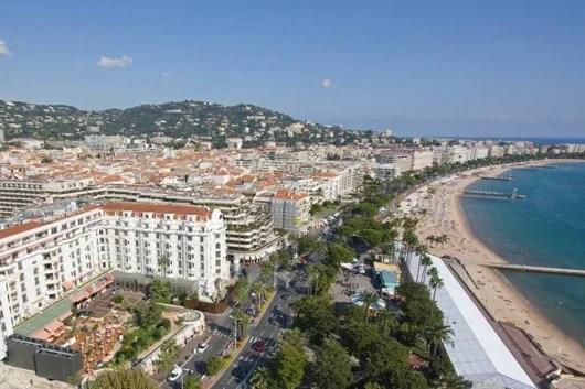 Croisette, Cannes