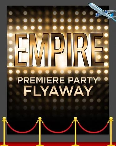 Win a trip to L.A. to see the Empire premiere