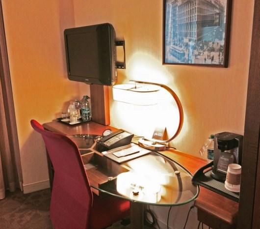 Desk TV
