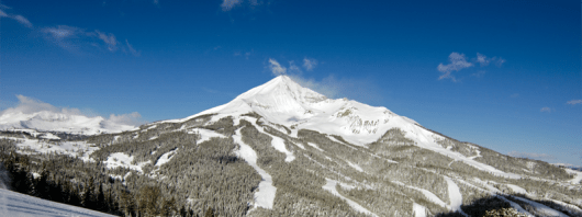 Ski free the day after arrival at Big Sky with your Alaska boarding pass