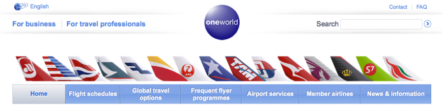Use your BA Avios on Oneworld partners.