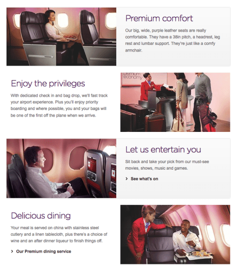 You can enjoy Premium Economy for the award price of regular coach by spending at least £5,000 on the Virgin Atlantic Black Card.