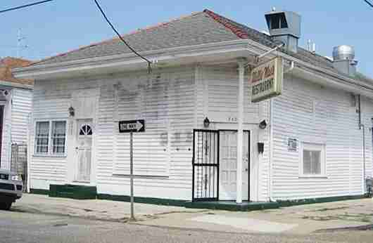 The no frills facade of Willie Mae