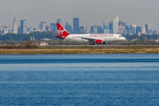 Virgin America Launches Codeshare Flights with China Airlines. Photo courtesy of Shutterstock.