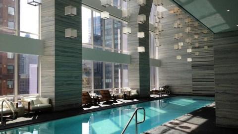 Hotel Review Park Hyatt New York Park Deluxe King Room
