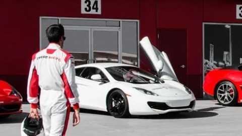 Cool Car Rentals From Ferraris To Bulldozers The Points Guy - Car rental show las vegas