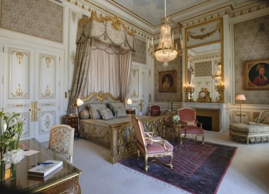 The old Imperial Suite at the Hotel Ritz.