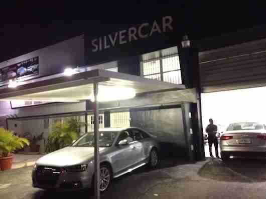 SilverCar MIA