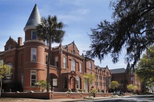 Savannah's Mansion on Forsyth Park