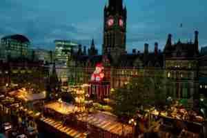 Manchester Albert Square Market Credit Mark Waugh