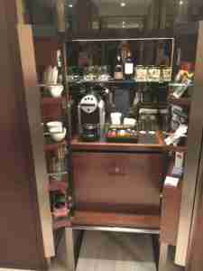 Park Hyatt New York Minibar