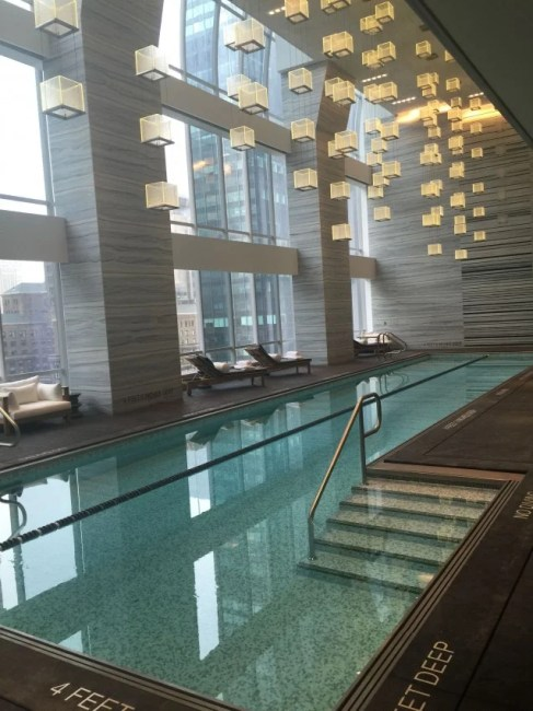 Park Hyatt New York Pool