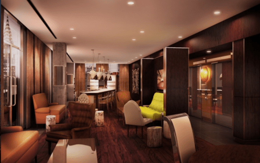New York is getting a new SLS Hotel on Park Avenue this year.