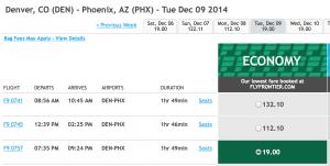 Deal Alert 19 Frontier Airlines Flights The Points Guy