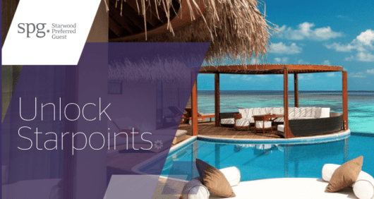 Earn 500 bonus Starpoints per stay when you book through the SPG App.