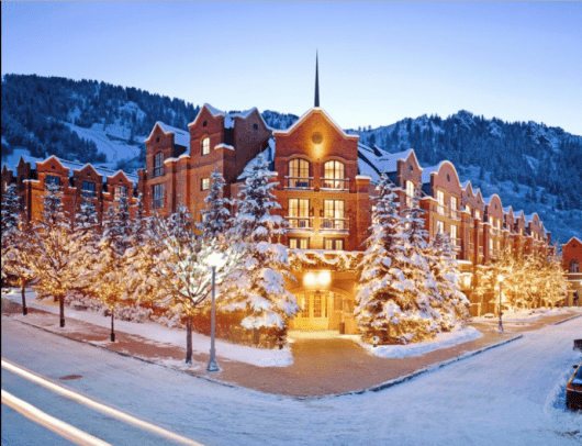 Unfortunately, that winter ski trip to the St. Regis Aspen won