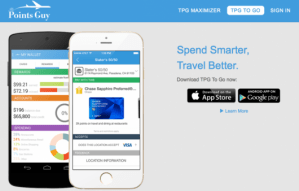 Use the TPG To Go App to maximize your purchases.