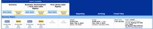 United Business discount Boston Frankfurt