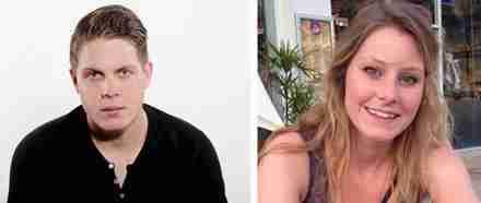 Jordan Axani and Elizabeth Gallagher will soon travel around the world together—platonically