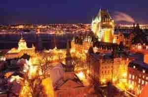Quebec City, the perfect romantic winter escape