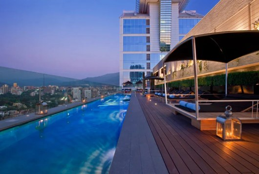 Get double Starpoints for Latin America Starwood stays this winter, like at the W Santiago.