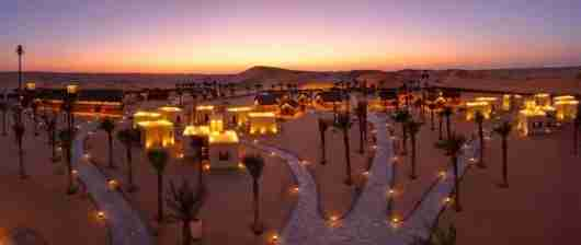 Arabian Nights Village
