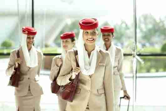 When it comes to ME3 flight attendants, there