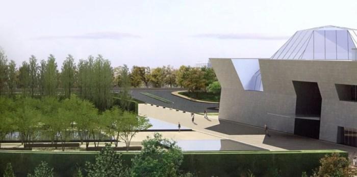 Toronto's new Aga Khan Museum is dedicated to Islamic art.