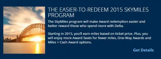 Delta's one-way awards are now bookable