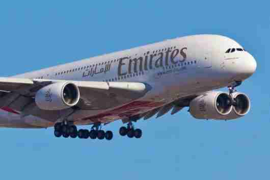Emirates is making it more difficult to upgrade on certain fare classes. Photo courtesy of Shutterstock.