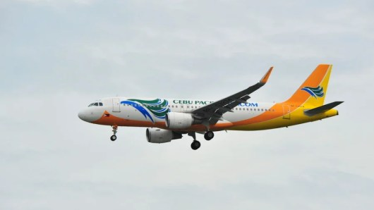 Cebu is one of the airlines that has banned fuel surcharges in the Phillippines. Photo courtesy of Shutterstock.