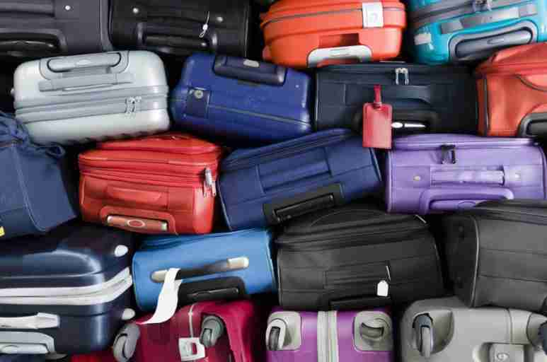 Are baggage fees too low or too high? Photo courtesy of Shutterstock.