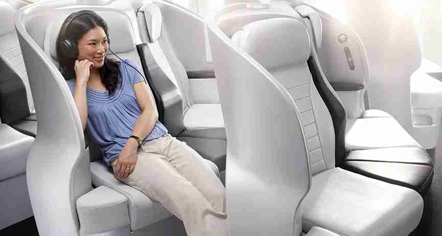 Premium Economy on Air New Zealand