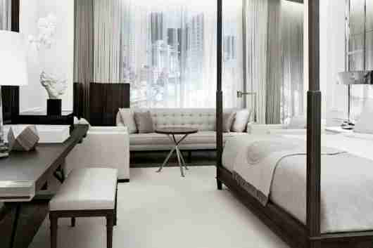 Guestrooms at New York