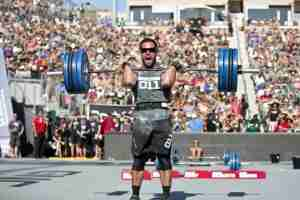 While you may never top Rich Froning, four-time winner of the CrossFit Games, you nevertheless can gain a lot from joining your local box. Image courtesy of crossfit.com.