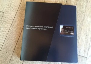 My Aadvantage Aviator Silver Card Welcome Packet Arrives