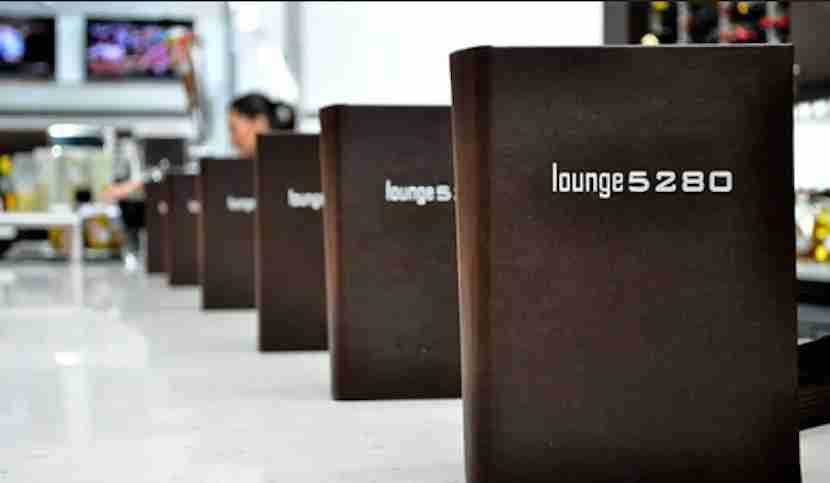 Lounge 5280 at Denver International