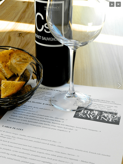 Bread and Wine is a great spot for the quadruple dip in Chicago.