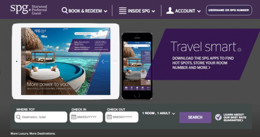 What is Starwood Preferred Guest elite status worth to you?