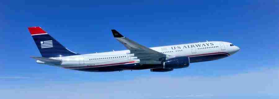 US Airways A330 featured