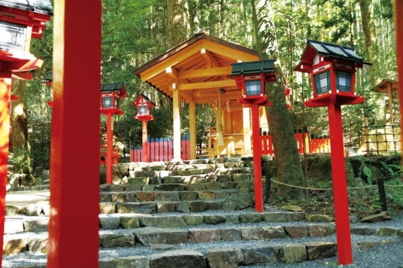 Kifune Shrine, Kyoto - Courtesy of Japan Tourism