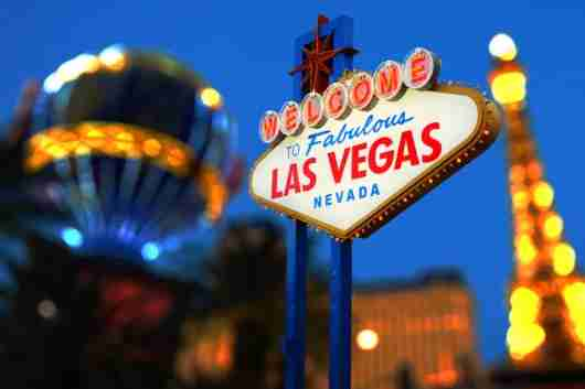 You can do Las Vegas on the cheap, yes it