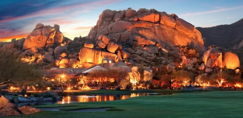 The Boulders in Scottsdale, Arizona is one property at which you can redeem your Hilton HHonors points without blackout dates.
