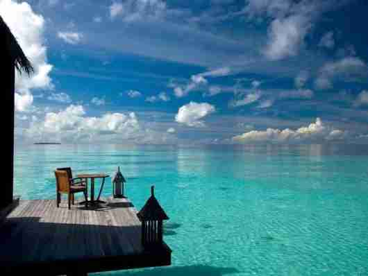 I got enough points for a night at the Conrad Maldives; why weren