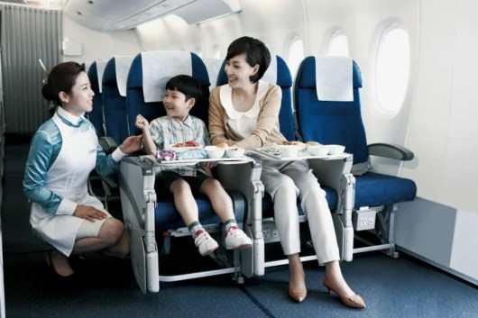 The combination of service and amenities make Korean Air's economy cabin a great option for your long-haul flight to Asia.
