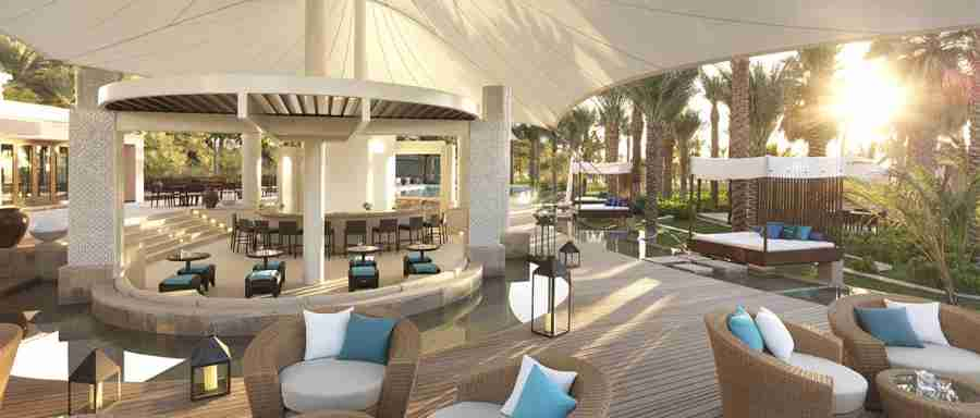 You can book a room at the Ritz-Carlton Dubai, even if you don