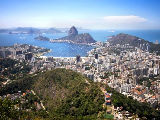 You can also score cheap flights to Rio de Janeiro.