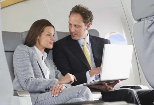 It can be really frustrating when you expect inflight WiFi and it doesn't work. Photo courtesy of Shutterstock.